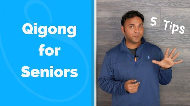 Qigong for Seniors (8 mins)