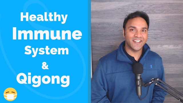 Healthy Immune System and Qigong (9 mins)