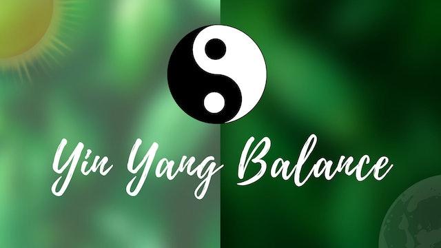 Yin Yang Balance (35 mins)