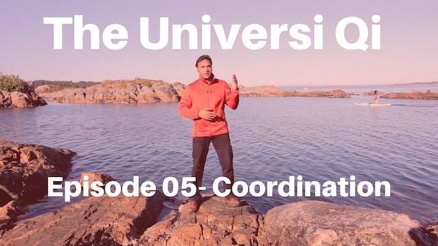 Universi Qi Episode 5 - Coordination in Qigong Practice (2 mins)