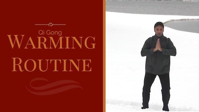 Warming Routine (27 mins)
