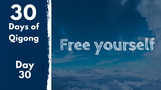 Day 30 Free Yourself (18 mins)