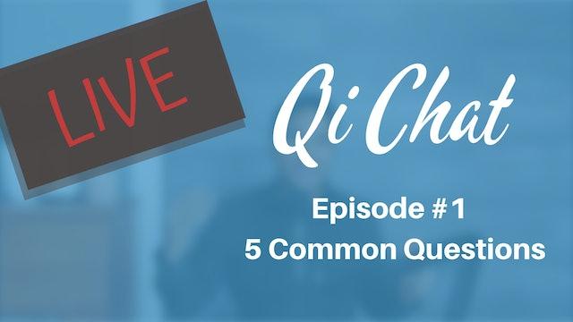 April Qi Chat (53 min)