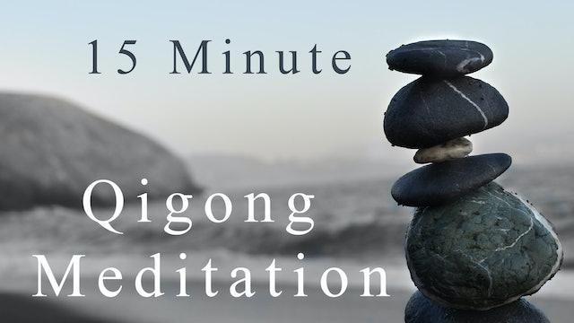 15 Minute Qigong meditation (16 mins)