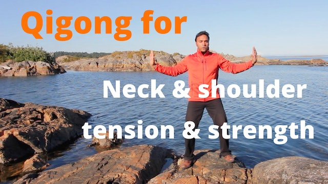 Qigong for Neck and Shoulder Tension (15 mins)