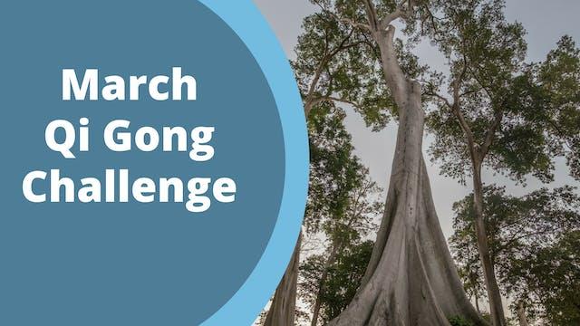 March Challenge (5 mins)
