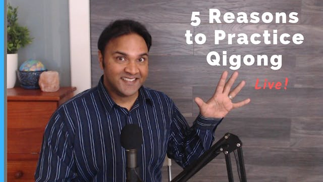 5 Reasons to Practice Qigong - Live! ...