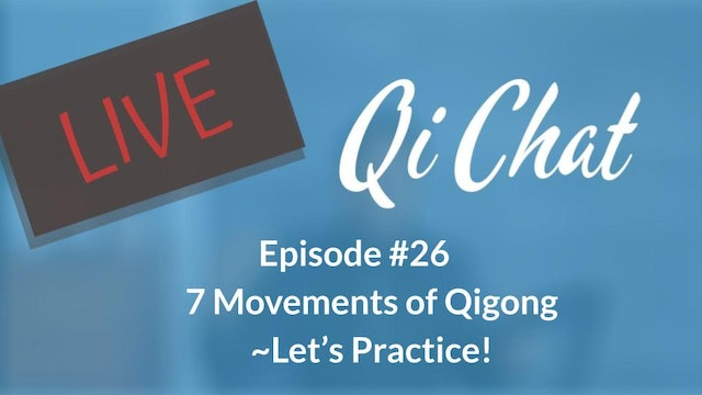 May Qi Chat (90 mins)