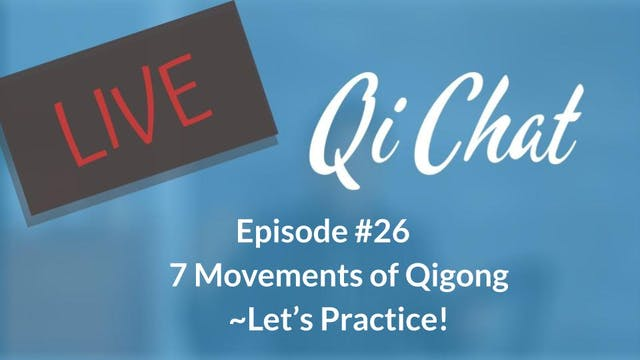 May Qi Chat (90 mins)