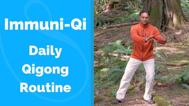 Immuni Qi (41 mins)