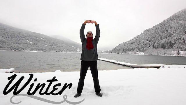 Winter Routine (22 mins)