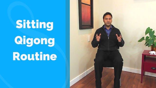 Sitting Qigong (15 mins)