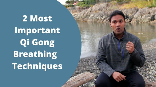 Two Essential Breathing Techniques for Qi Gong