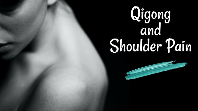 Qigong with Shoulder pain (3 mins)