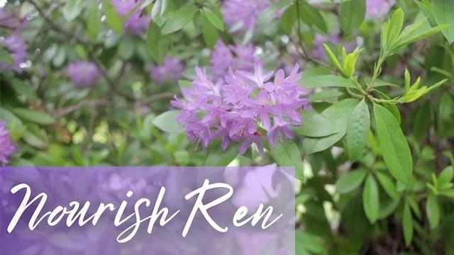 Nourish Ren (28 mins)