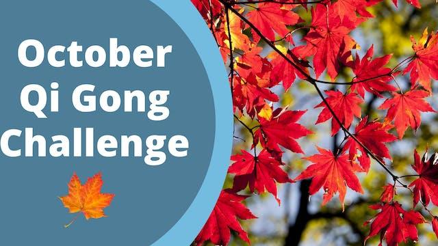 October Challenge (4 mins)