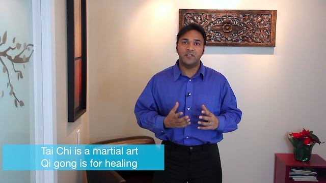 3 Reasons to Practice Qi Gong Instead of Tai Chi (4 mins)