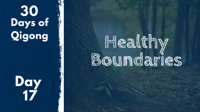 Day 17 Healthy Boundaries (23 mins)