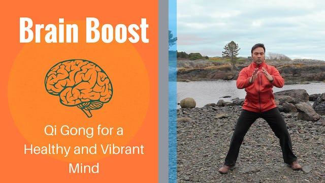 Brain Boost Qi Gong (25 mins)