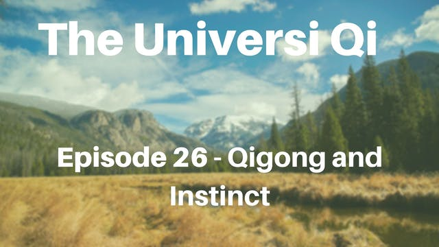 Qigong and Instinct (2 mins)