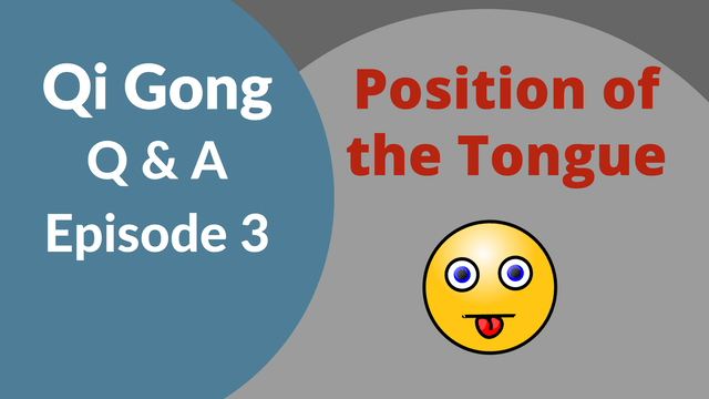 'Q and A' Episode 3 - Touching the Tongue to Roof of Mouth (4 mins)