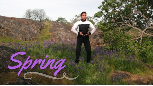 Spring Routine (10 mins)