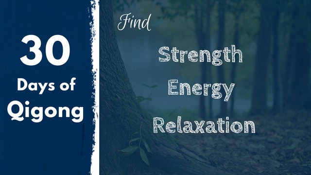 30 Days of Qi Gong