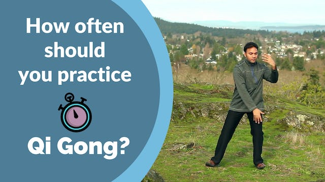 How often should I practice for? (2 mins)