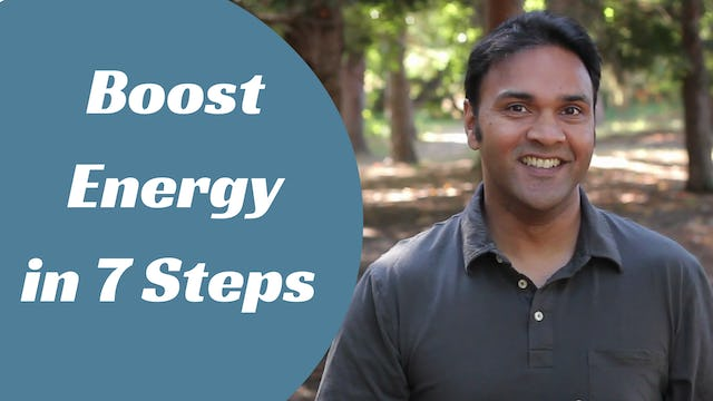 Complete Guide to Improving Low Energy (8 mins)