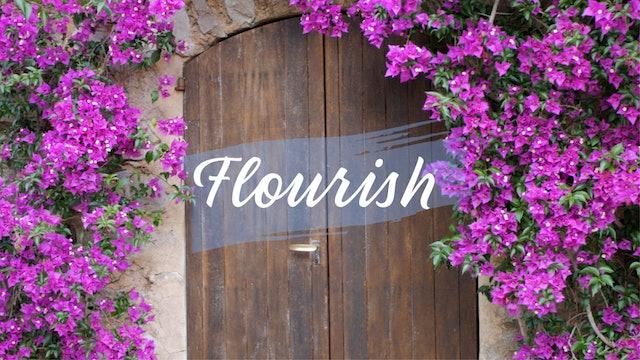 Flourish (12 mins)