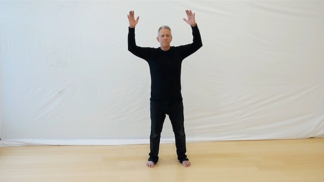 Prepare for Qigong