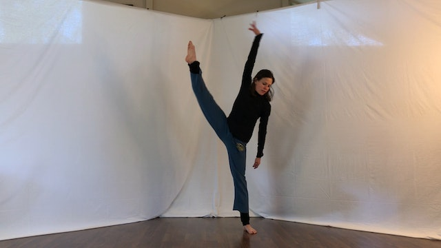 For more Advanced Dancers
