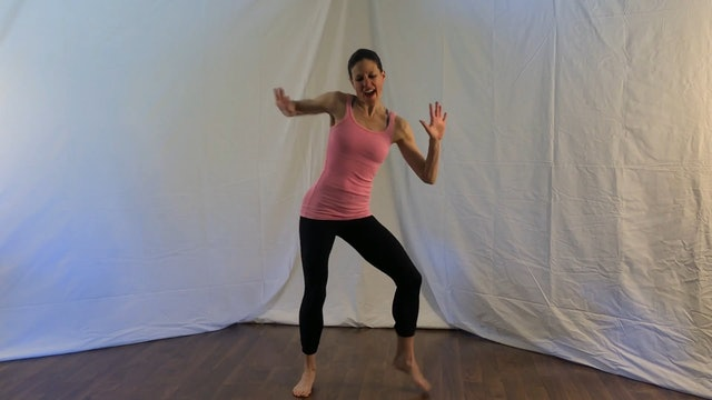 Fun and Flirty Dance for Heart Heath - performance