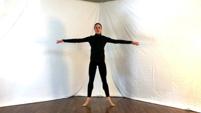 Basic Ballet Warm-up