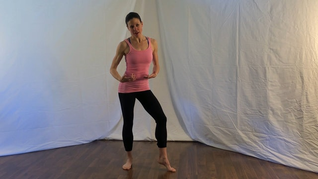 Fun and Flirty Dance for Heart Heath Part 2 instuction