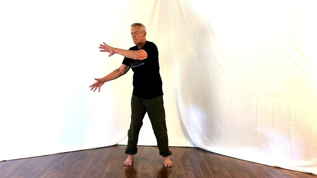 Qigong Circulation moving clouds