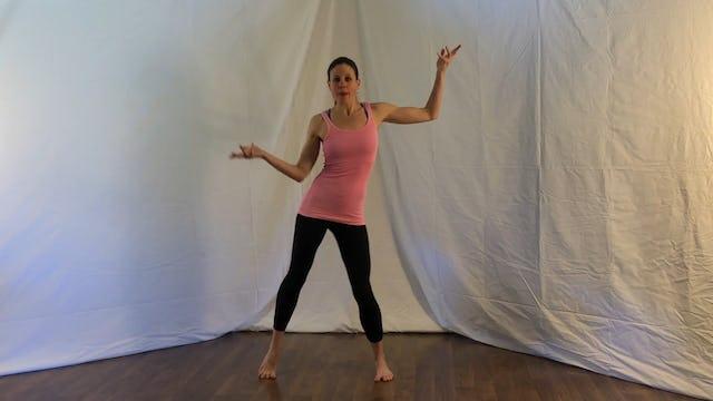 Fun and Flirty Dance for Heart Heath Part 1-instruction