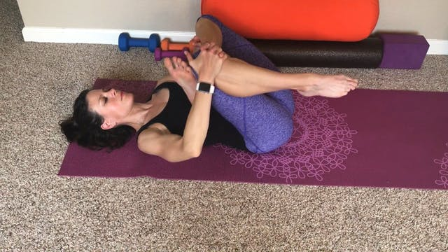 15 Minute Lower Body Stretch