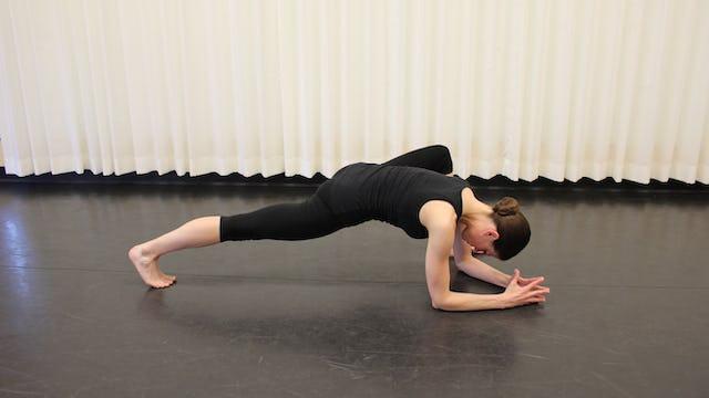 Cardio stretch