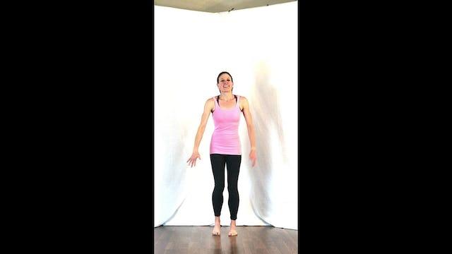Merenge - Latin hips - step step - cardio