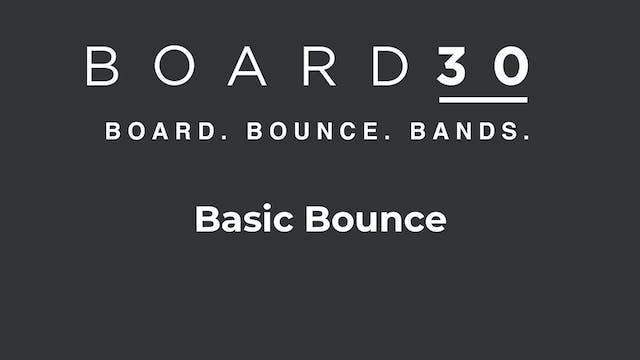 Basic Bounce