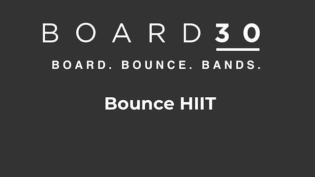 Bounce HIIT