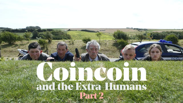 Coincoin and the Extra-Humans, Part 2