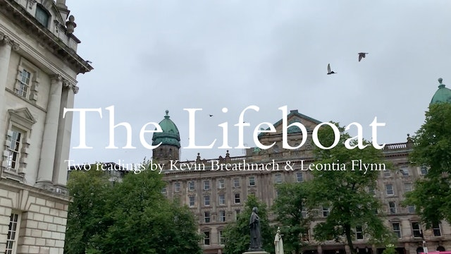 The Lifeboat: Two Readings by Kevin Breathnach & Leontia Flynn