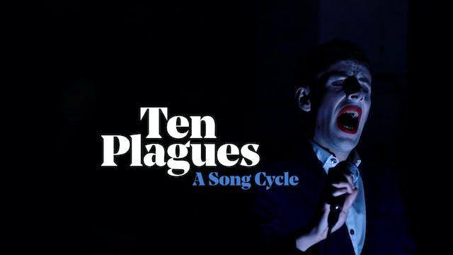 Ten Plagues - a lockdown production by the Belfast Ensemble