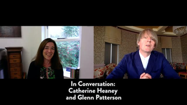 In Conversation: Catherine Heaney & G...