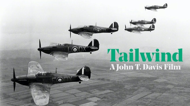 Tailwind - Northern Ireland's crucial role in the air during WWII