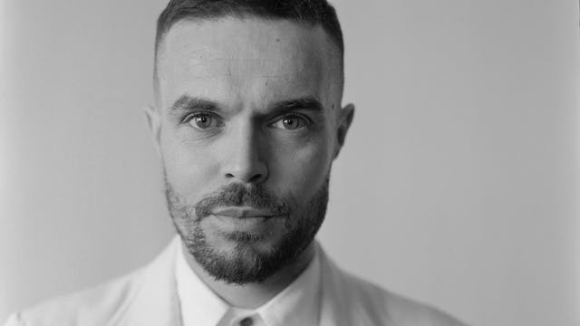 Meet the Fellows: Oliver Jeffers