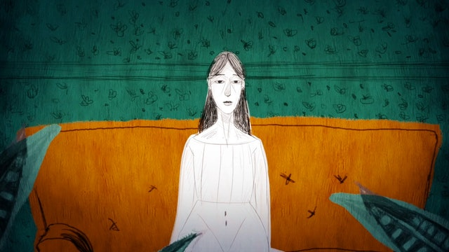 Mental Abuse Matters - a short animation by Lucy Baxter