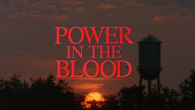Power in the Blood - Vernon Oxford's ...